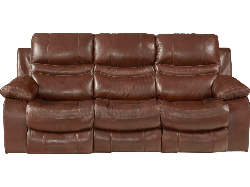 Catnapper Power Lay Flat Reclining Sofa