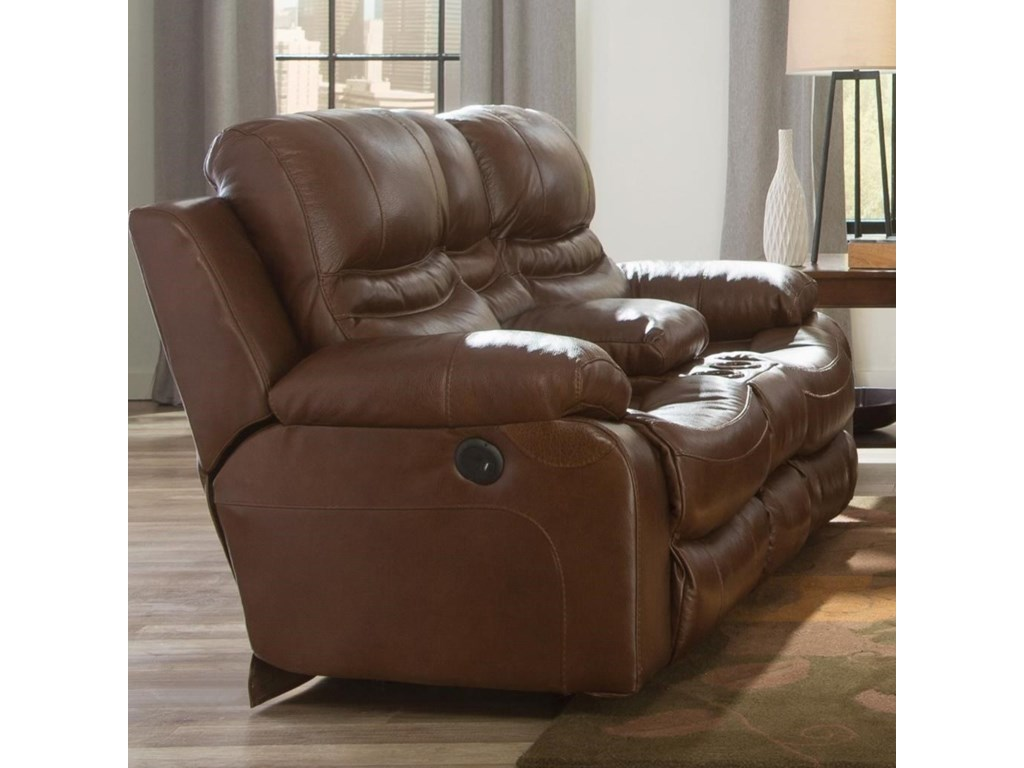 Catnapper 424 PattonPower Lay Flat Reclining Loveseat