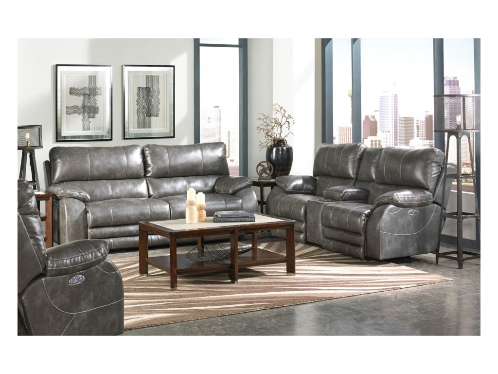Catnapper SheridanReclining Living Room Group