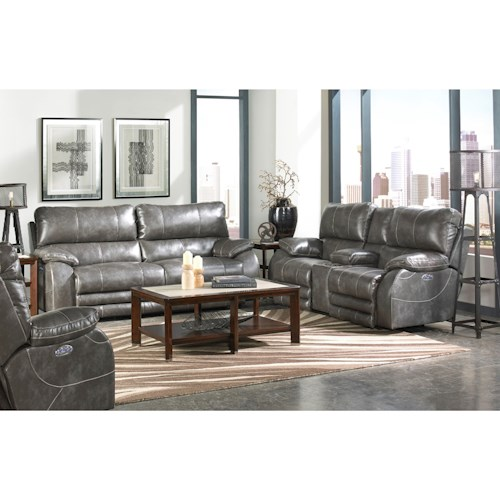 Catnapper Sheridan Reclining Living Room Group