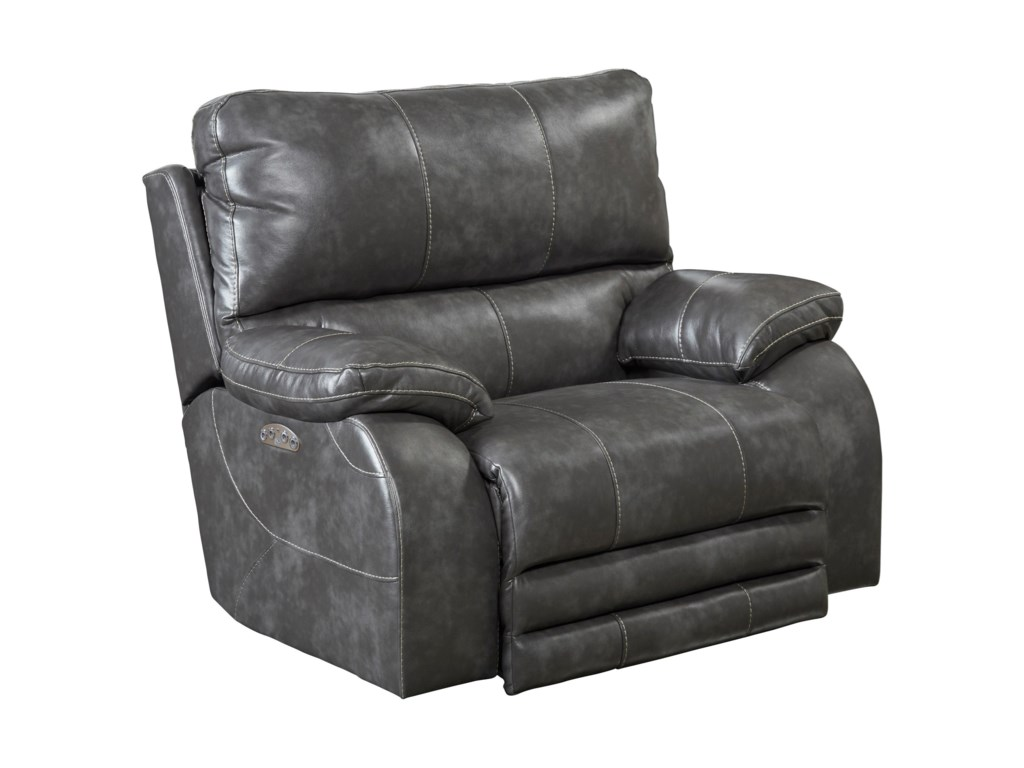 Catnapper SheridanPower Lay-Flat Recliner