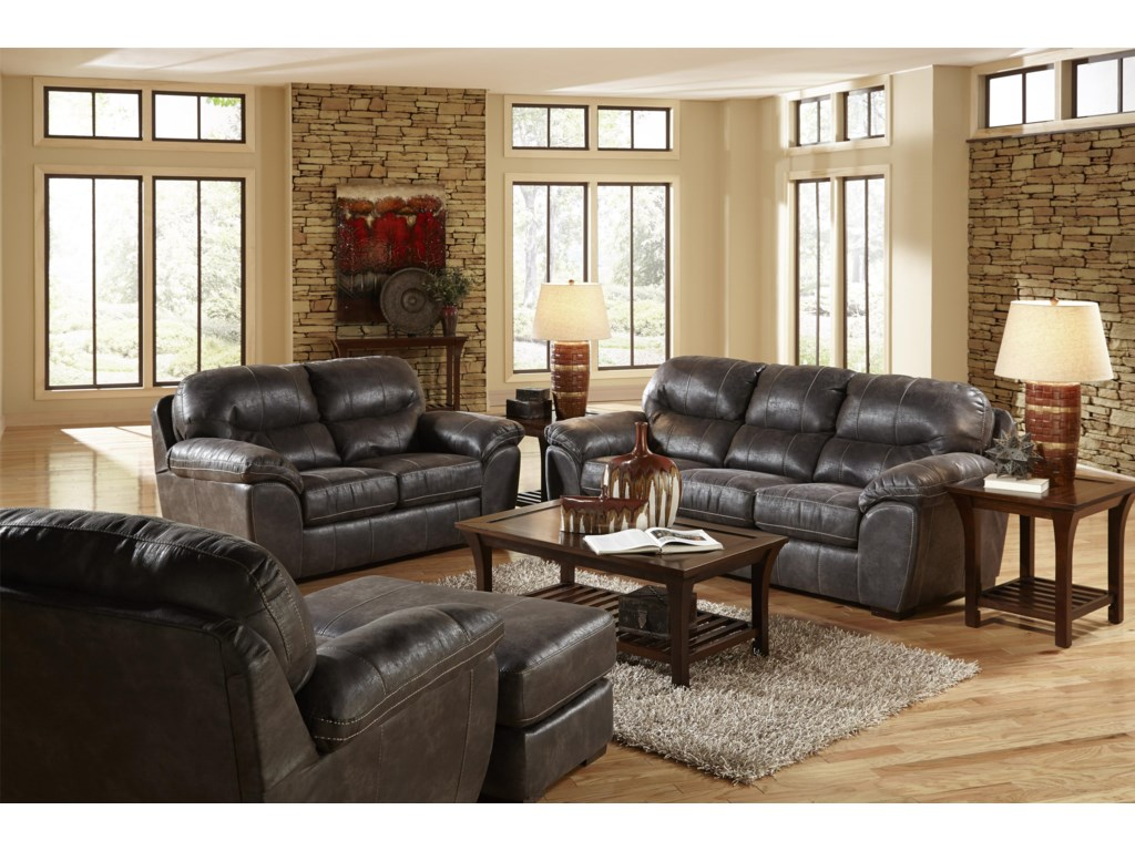 Jackson Furniture GrantOttoman