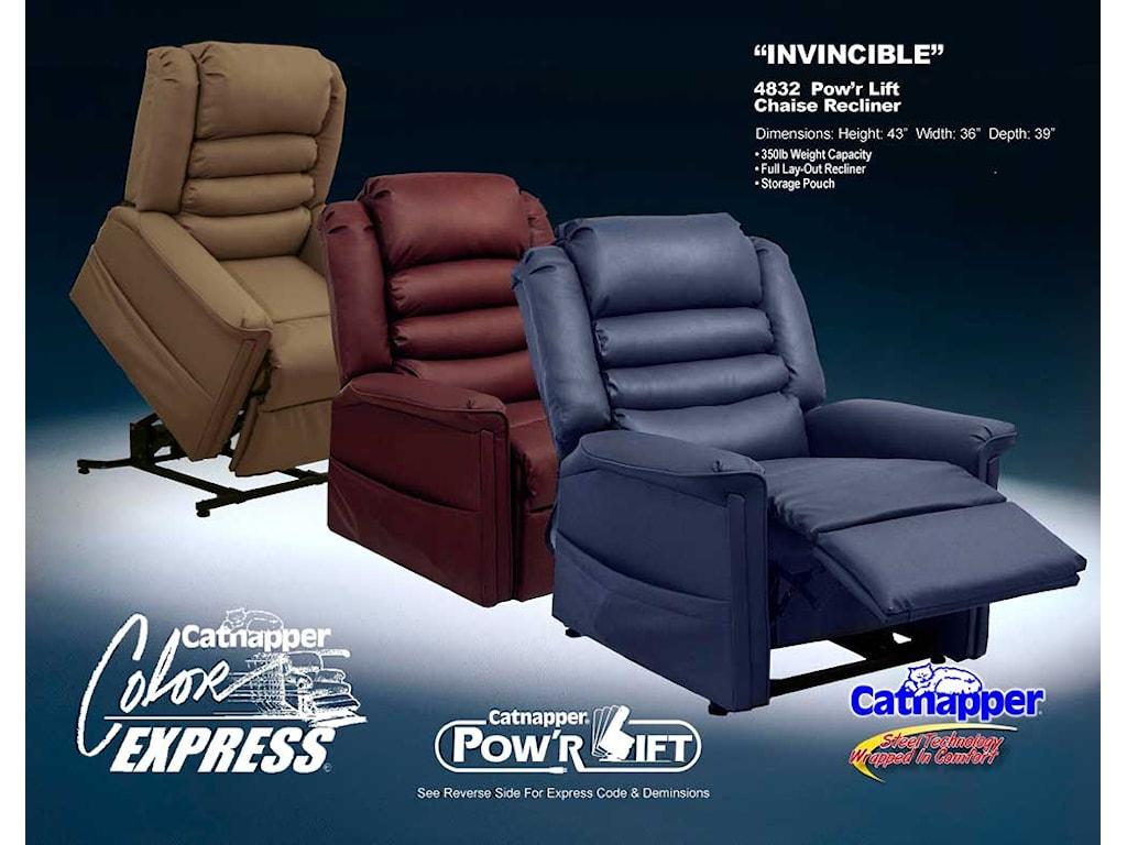 Catnapper Invincible 4832