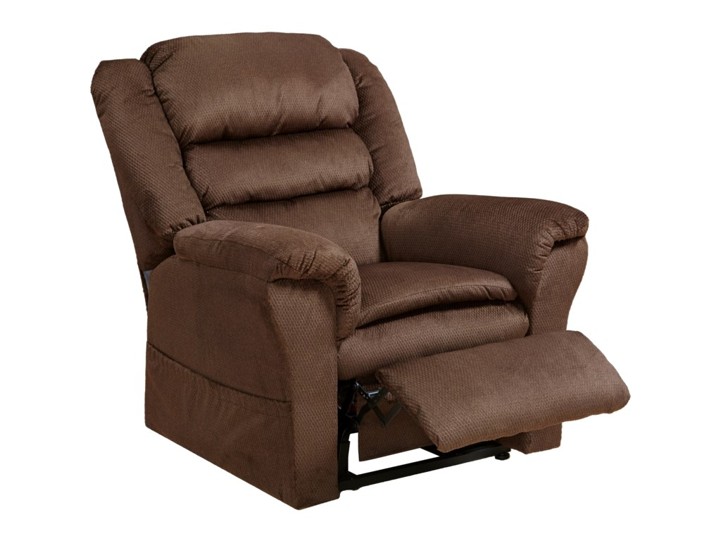 Catnapper PrestonPower Lift Recliner with Pillowtop Seat