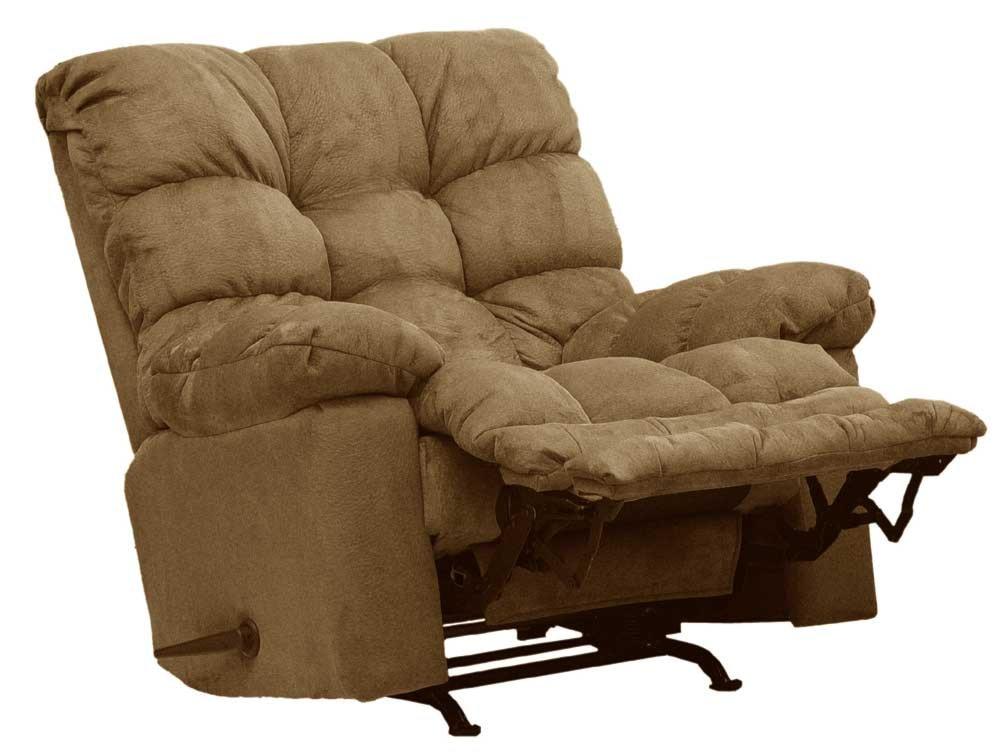catnapper magnum 54689 rocker recliner with sensate heat massage