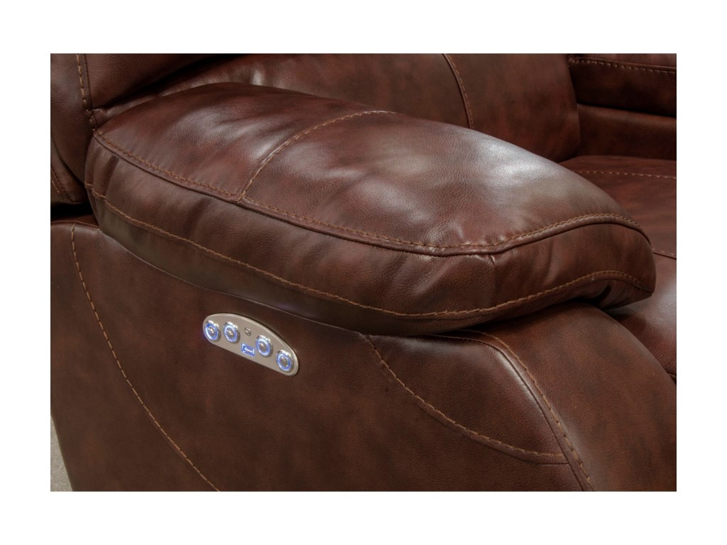 Catnapper Reclining CollectionPower Headrest Power Lay Flat Recliner