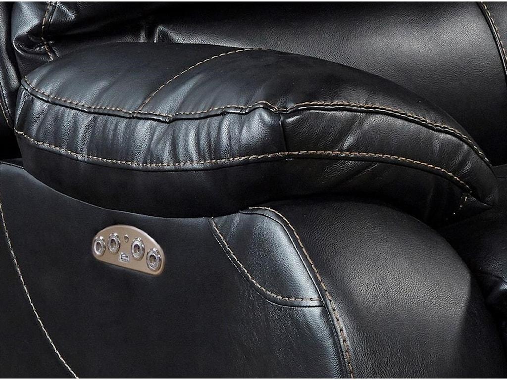 Catnapper Reclining CollectionPower Headrest Power Lay Flat Loveseat