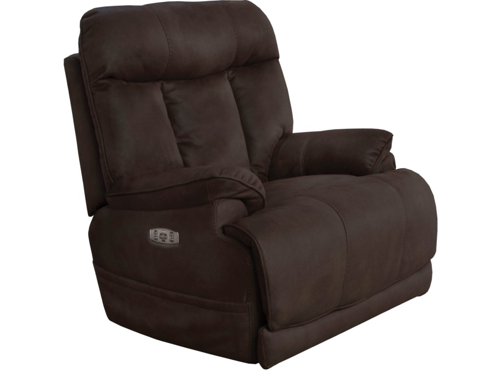 Catnapper AmosPower Lay Flat Recliner