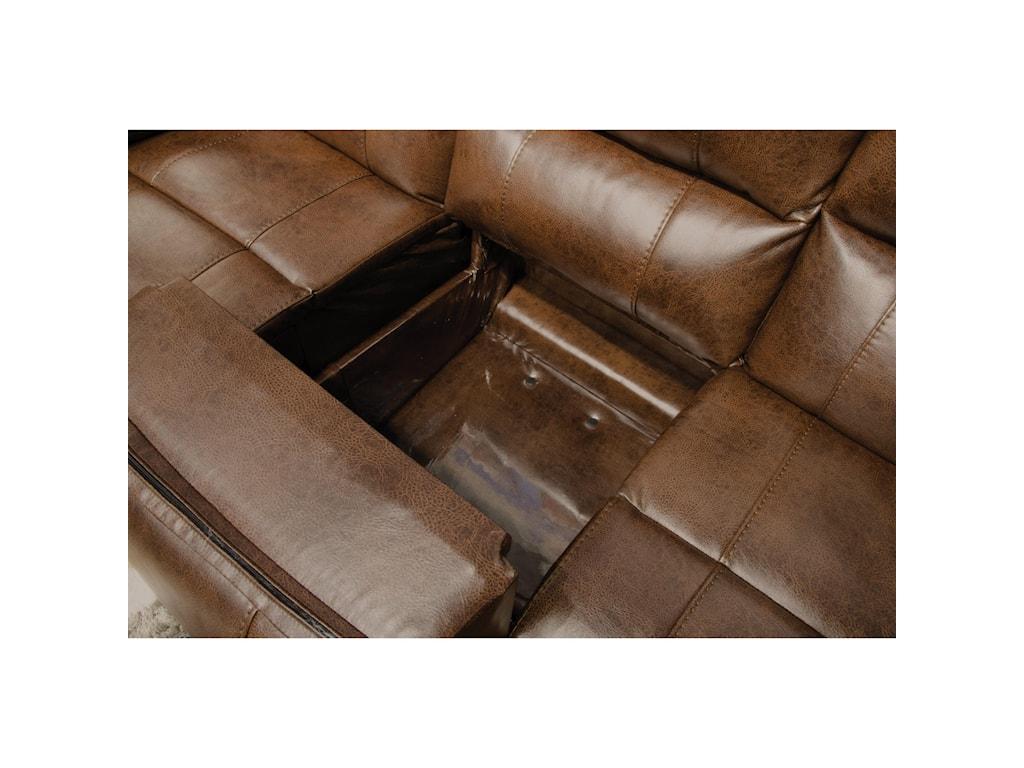 Catnapper AustinLay Flat Reclining Sofa