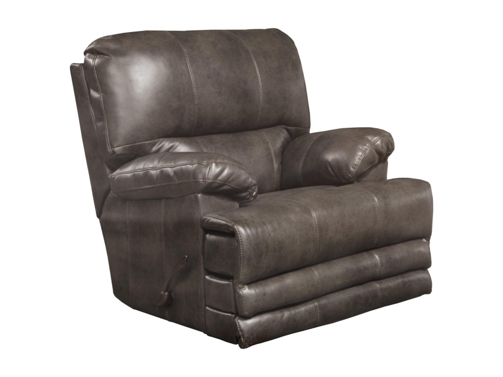 Catnapper AustinPower Lay Flat Recliner