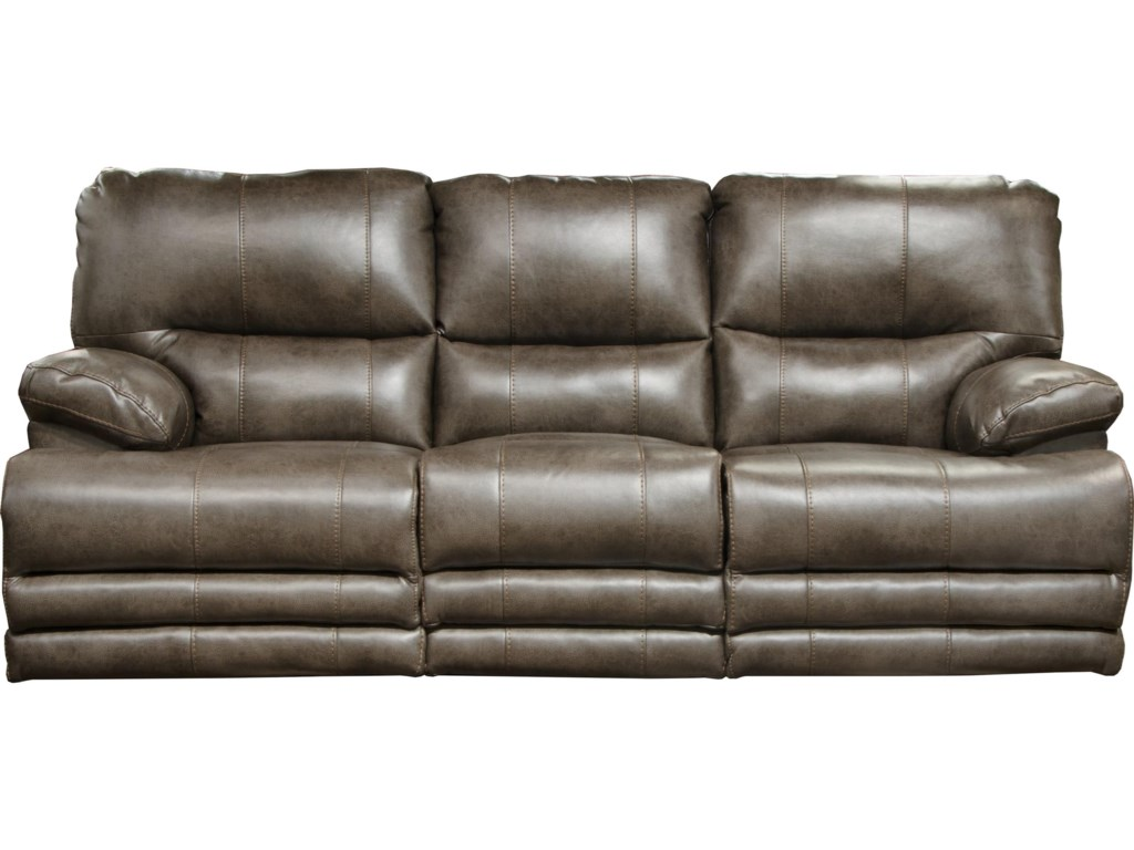Catnapper AustinPower Lay Flat Reclining Sofa