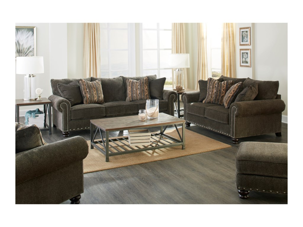 Jackson Furniture AveryLoveseat