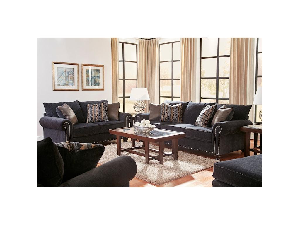 Jackson Furniture AveryLoveseat