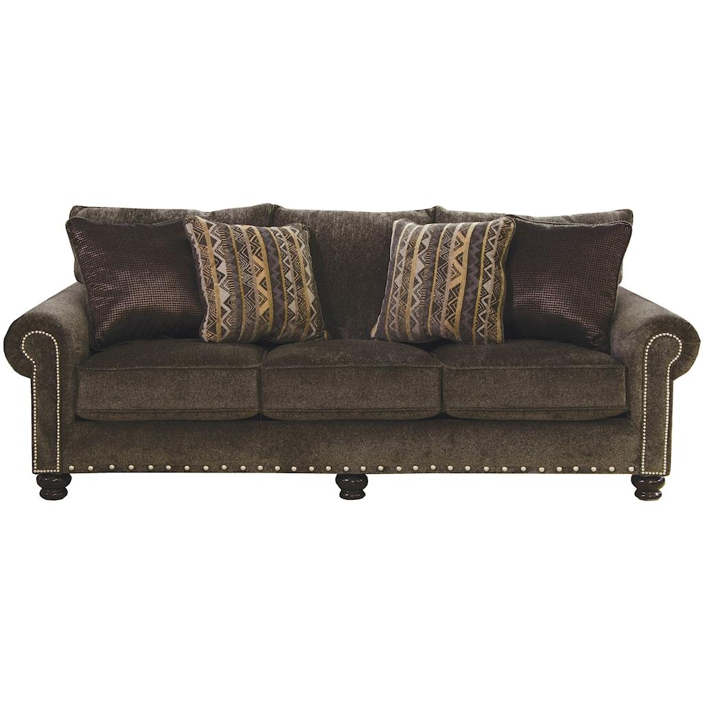 jackson furniture avery sofa - adcock furniture - sofas