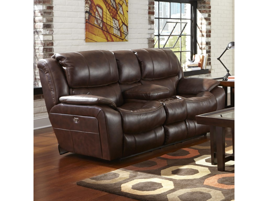 Catner Beckettreclining Loveseat With Usb Port