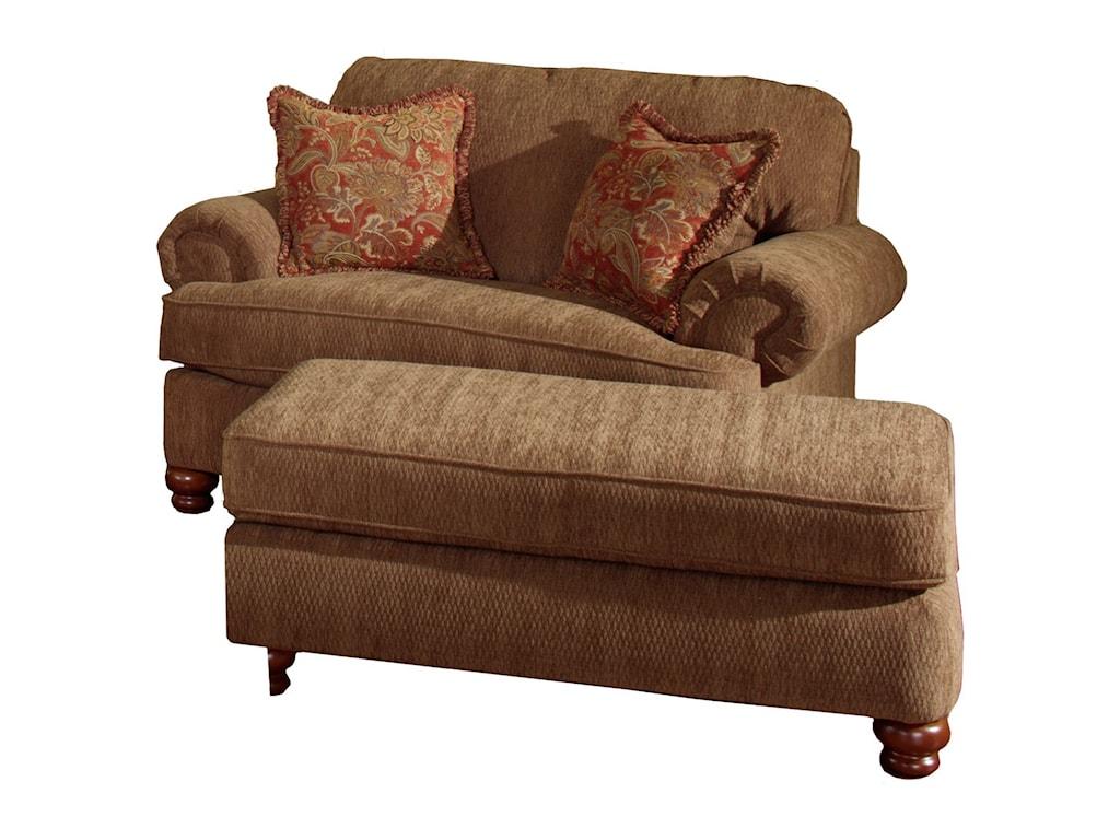 Catnapper BelmontOversized Chair