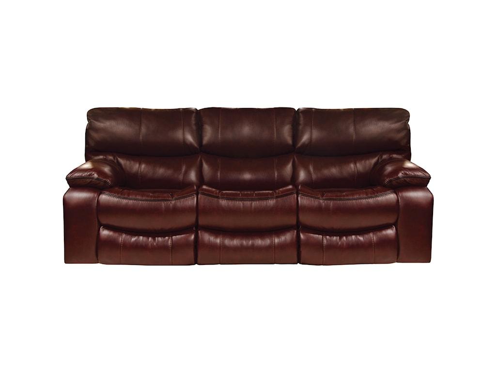 Catnapper CamdenLay Flat Reclining Sofa