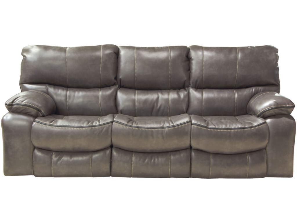 Catnapper CamdenPower Lay Flat Reclining Sofa