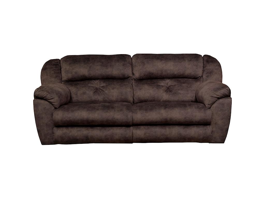 Catnapper CarringtonPower Lay Flat Reclining Sofa