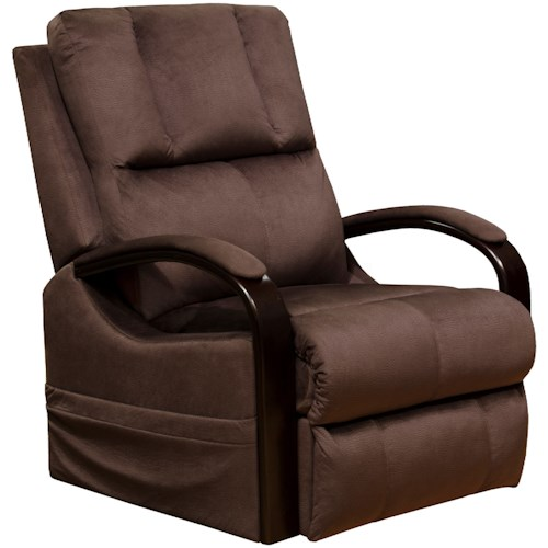 catnapper chandler power lift recliner with heat and massage a1