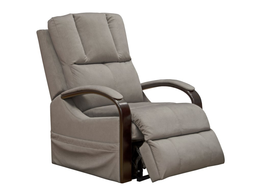 catnapper chandler power lift recliner with heat and massage