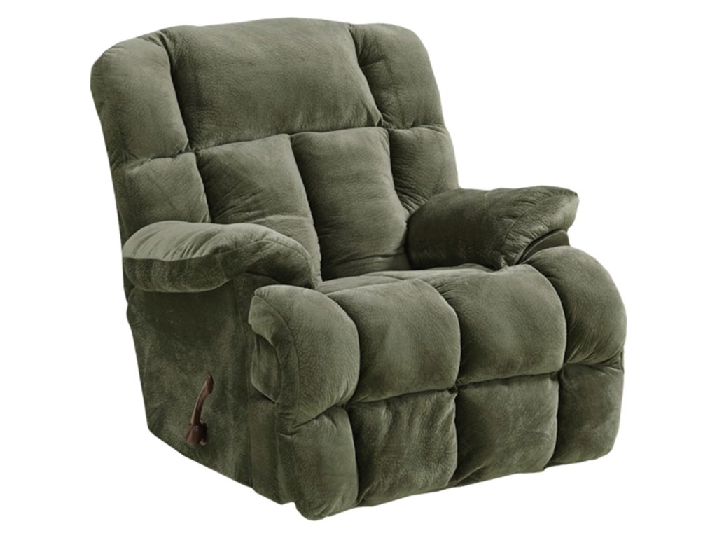 Catnapper Cloud 12Chaise Rocker Recliner