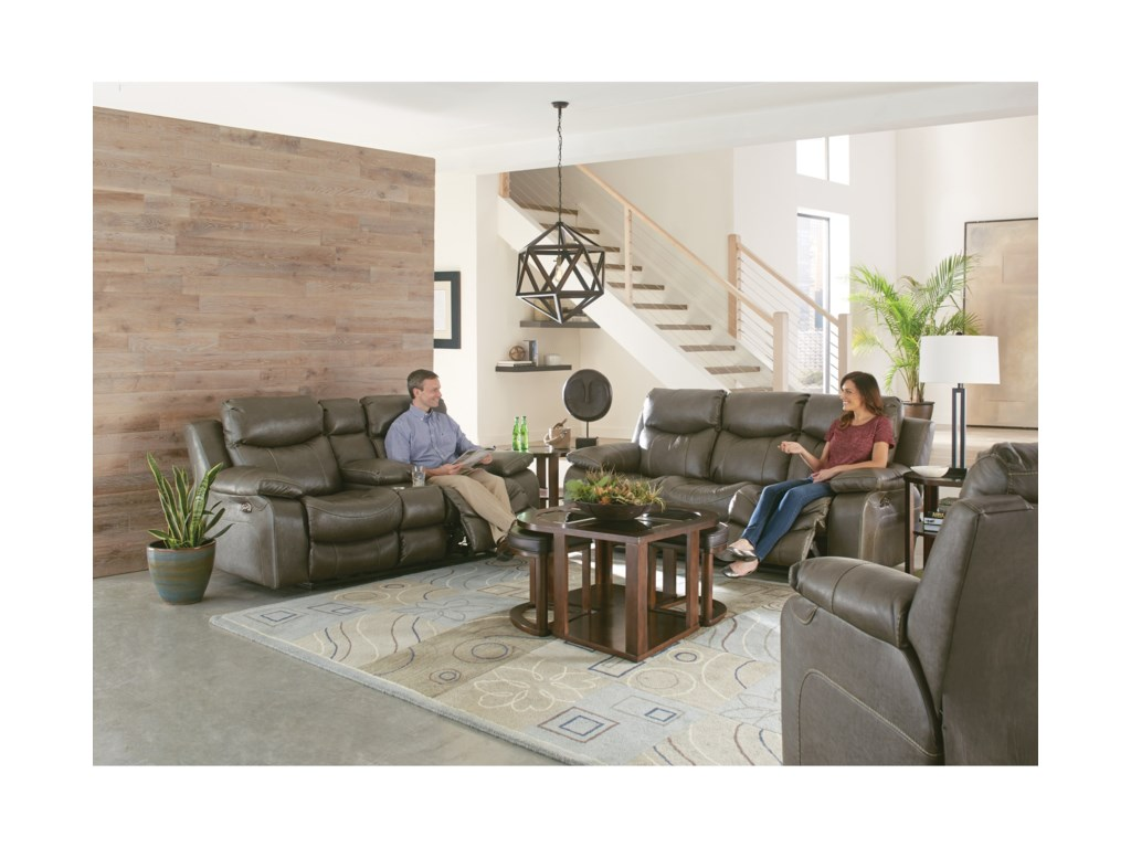 Catnapper ConnorReclining Living Room Group