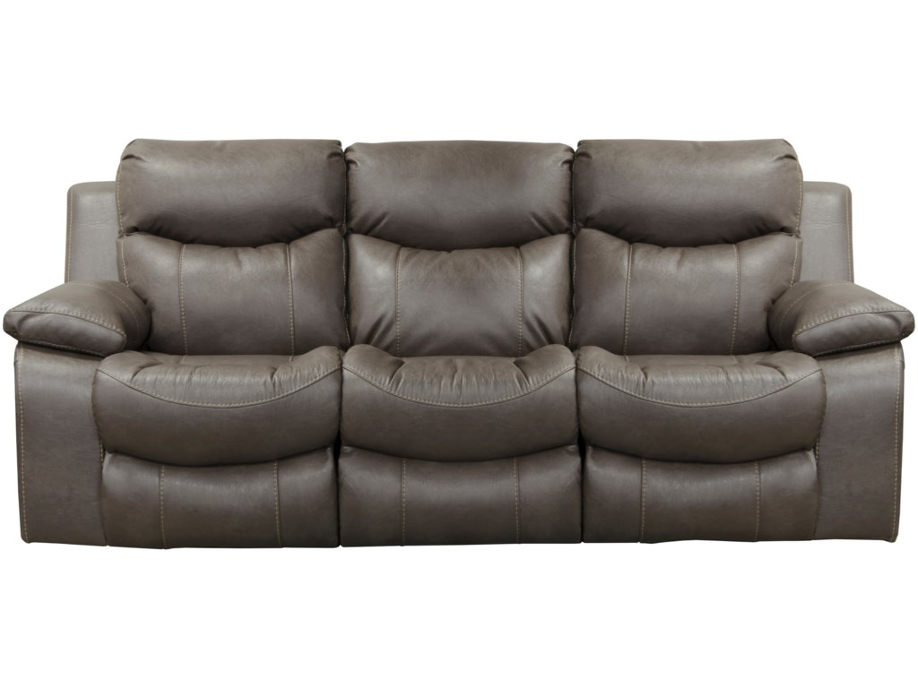 Catnapper ConnorLay Flat Power Reclining Sofa