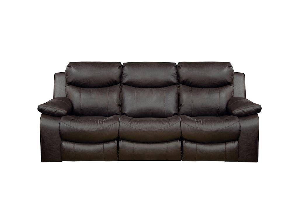 Catnapper ConnorPower Lay Flat Reclining Sofa