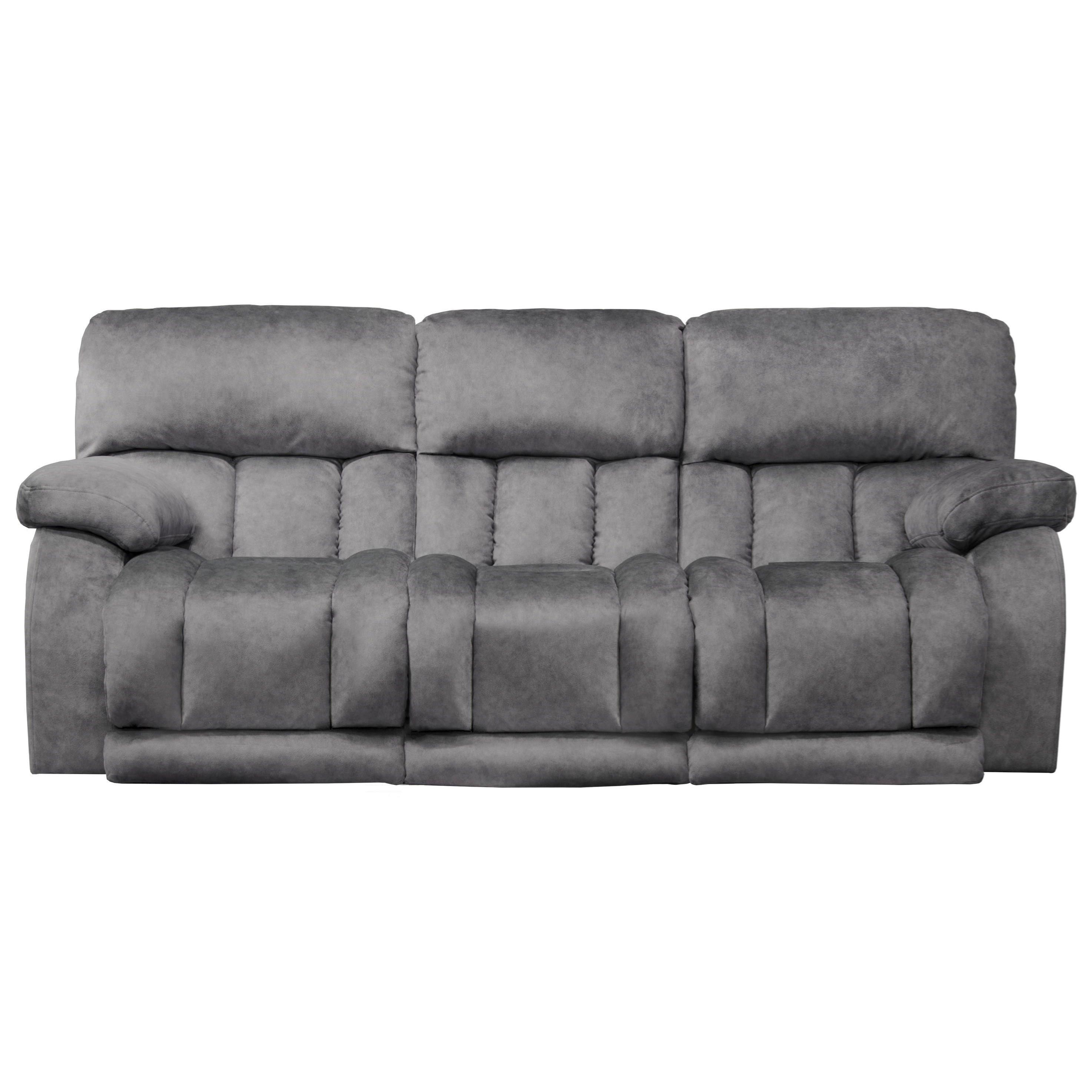 Catnapper KendallPower Lay Flat Reclining Sofa ...