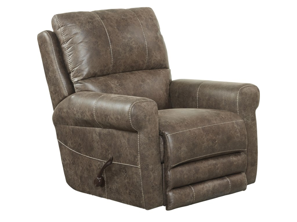 Catnapper MaddieSwivel Glider Recliner