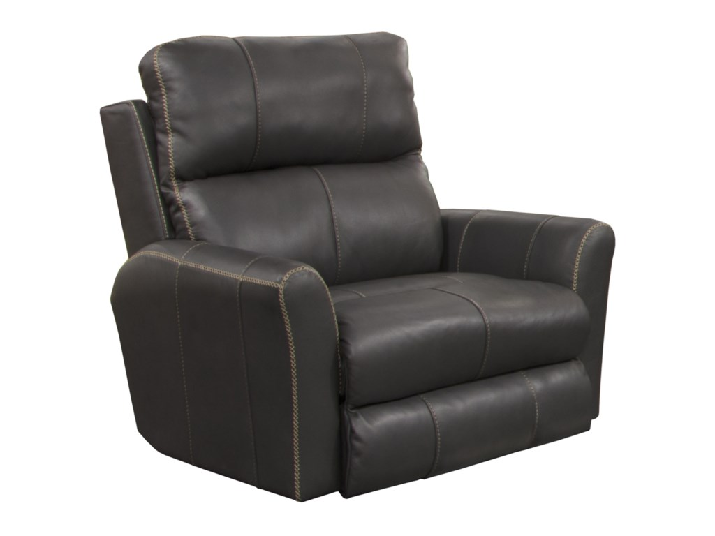 Catnapper MaraVoice-Controlled Power Lay Flat Recliner