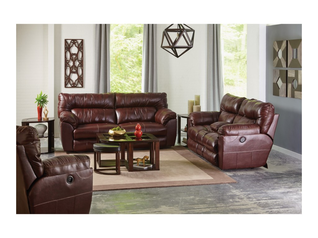 Catnapper MilanReclining Living Room Group