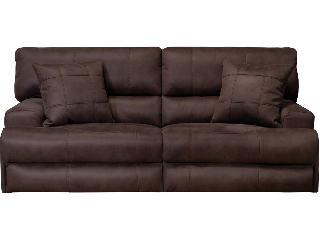 loveseat leather sofa cfm catnapper hayneedle product master patton reclining