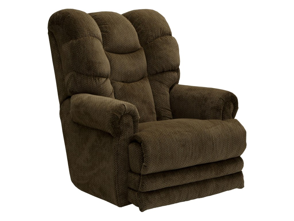 Catnapper MaloneLay-Flat Recliner