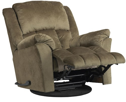 Catnapper Motion Chairs and Recliners Gibson Swivel Glider Recliner