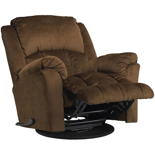 Catnapper Motion Chairs and Recliners Gibson Lay Flat Recliner