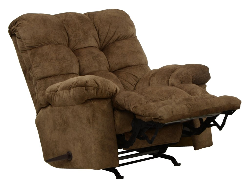 Catnapper Motion Chairs and ReclinersBronson Rocker Recliner with Extra Comfort