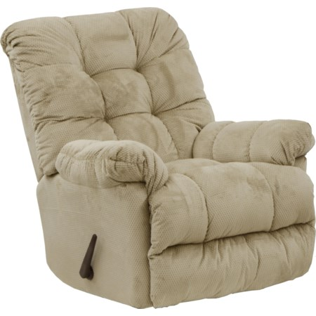 Nettles Rocker Recliner with Heat & Massage