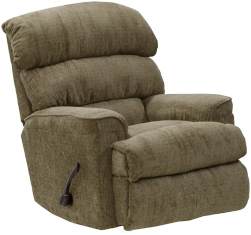 Catnapper Motion Chairs and Recliners Pearson Rocker Recliner