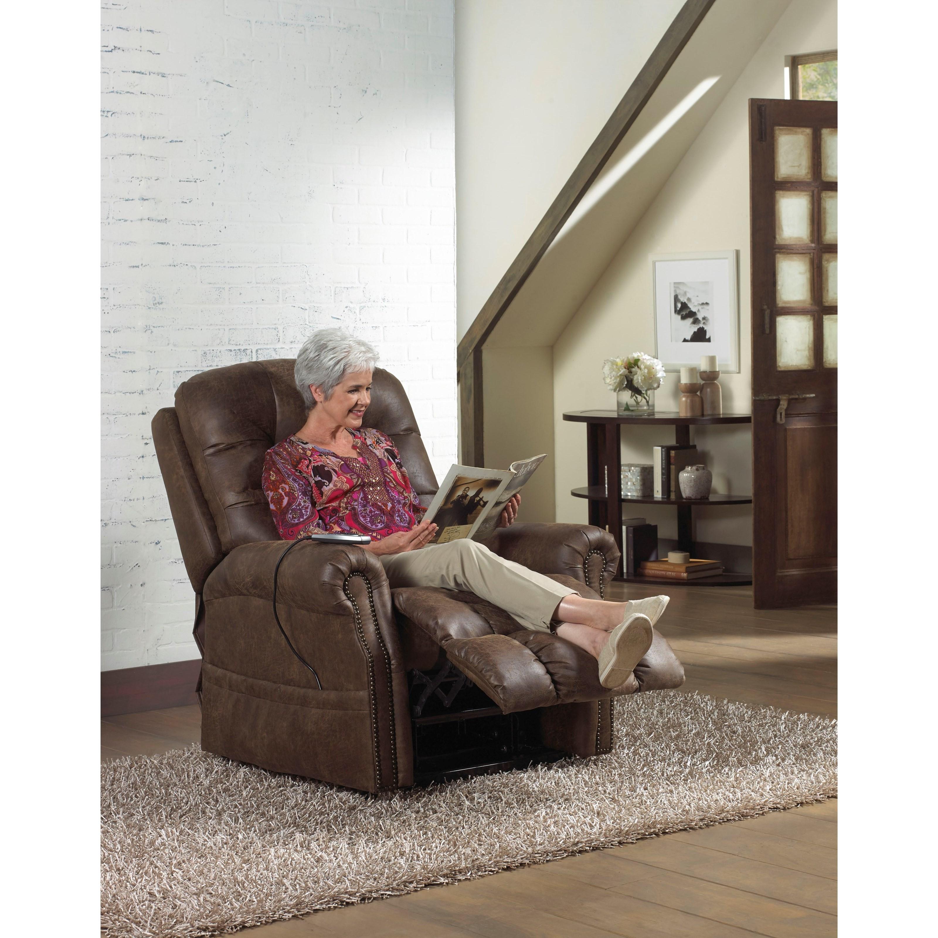 bronson deluxe recliner