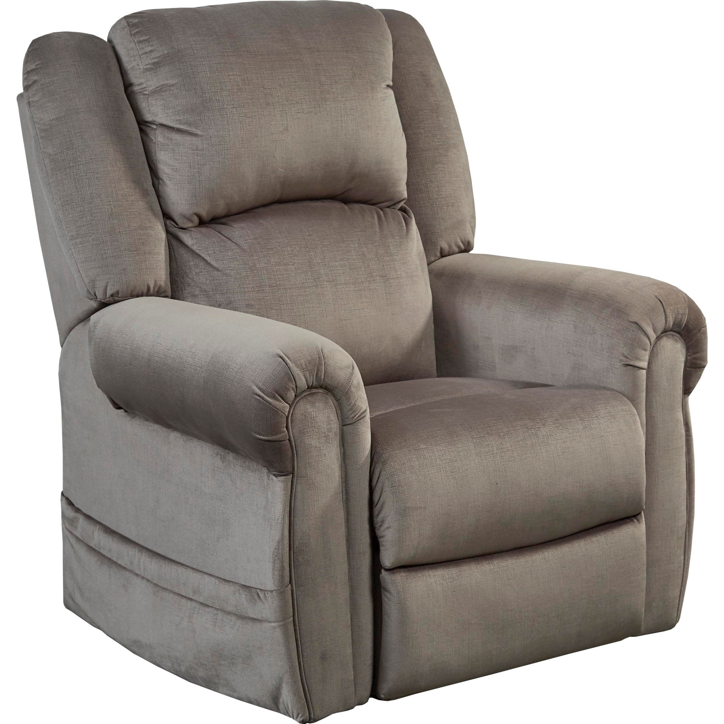 Catnapper Motion Chairs And ReclinersSpencer Lift Recliner With Power  Headrest ...
