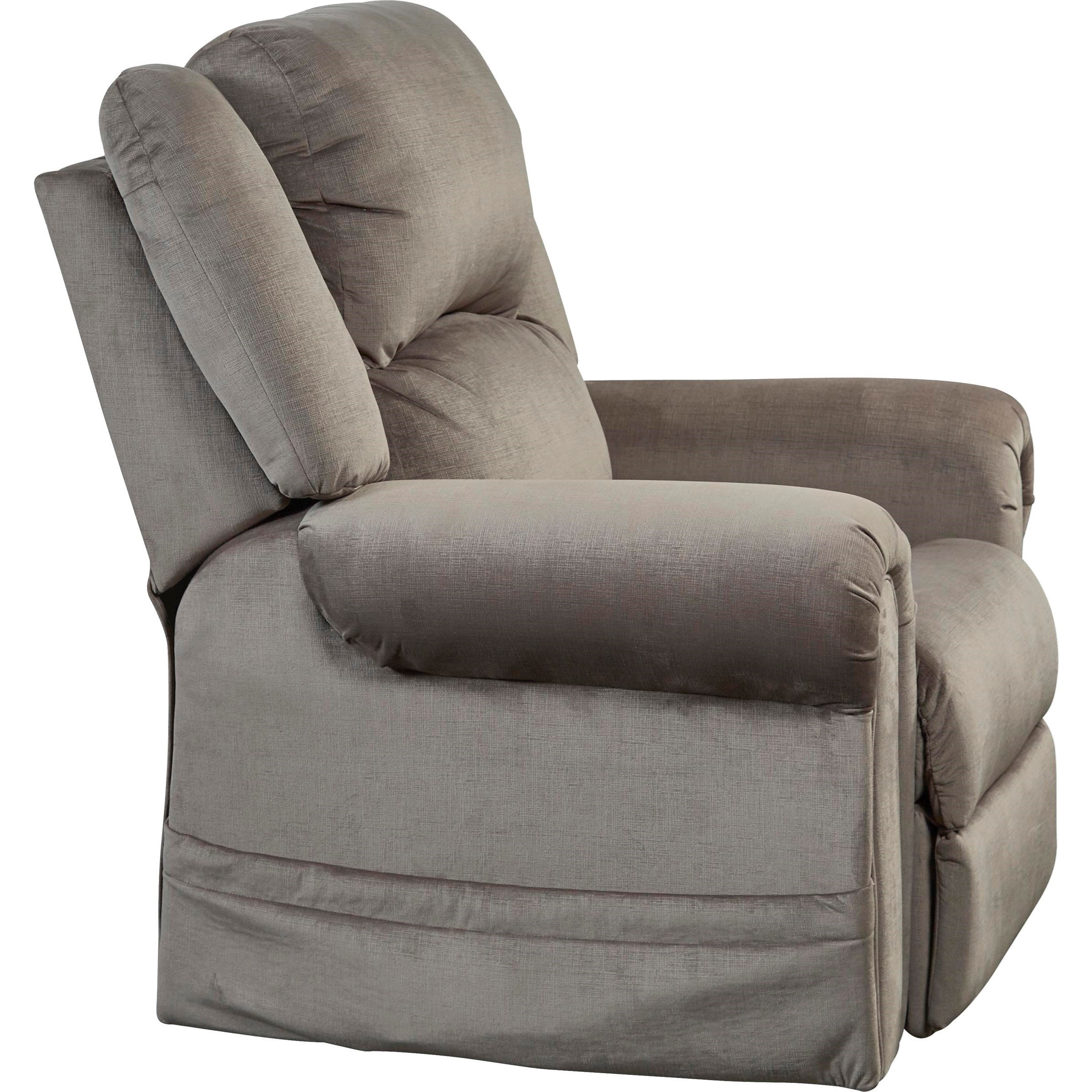 shown in pewter - Catnapper Recliners