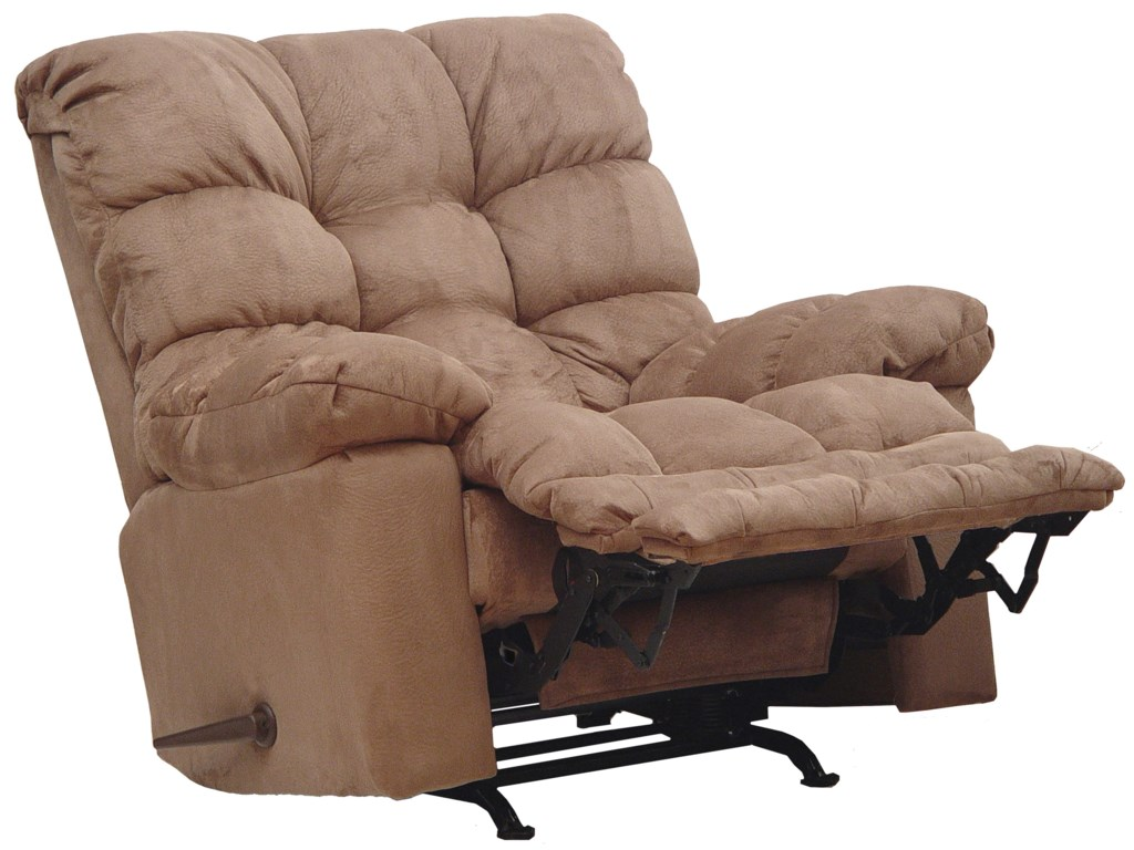 Catnapper Motion Chairs And ReclinersMagnum Chaise Rocker Recliner