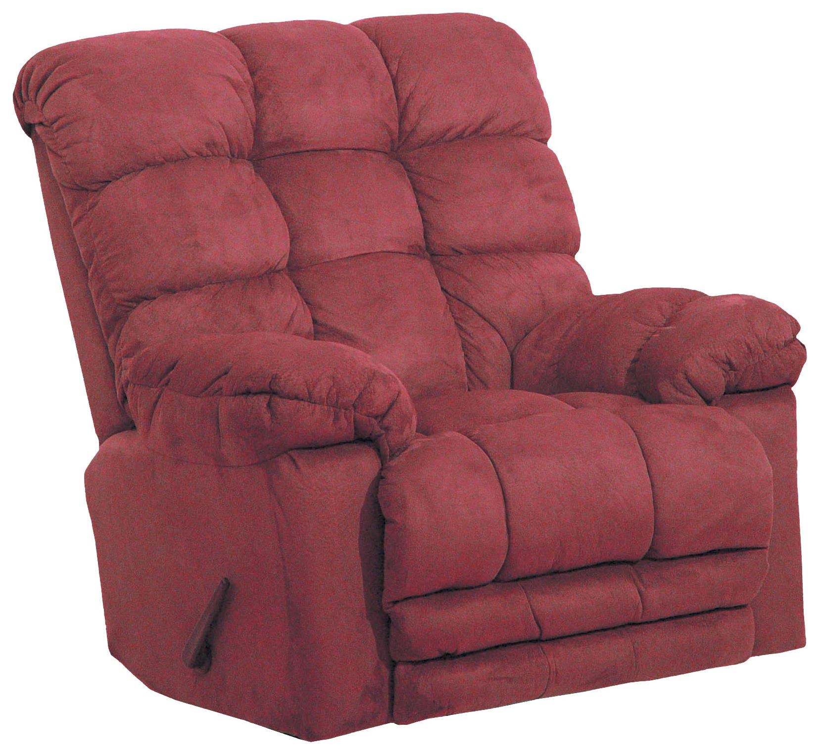 Catnapper Motion Chairs And ReclinersMagnum Chaise Rocker Recliner ...