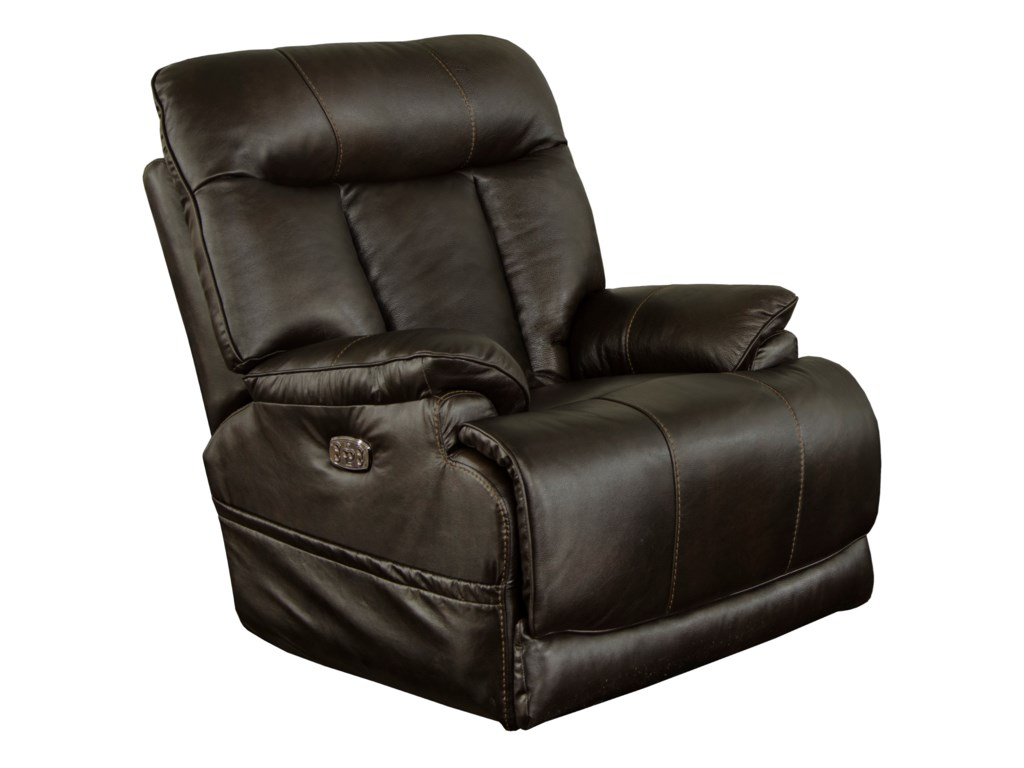 Catnapper Motion Chairs and ReclinersPower Lay Flat Recliner