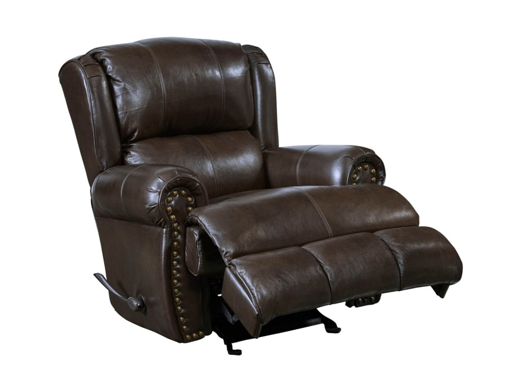Catnapper Motion Chairs and ReclinersDuncan Deluxe Lay Flat Power Recliner
