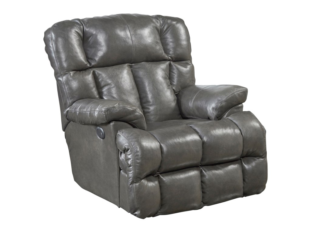 Catnapper Motion Chairs and ReclinersVictor Power Lay-Flat Recliner