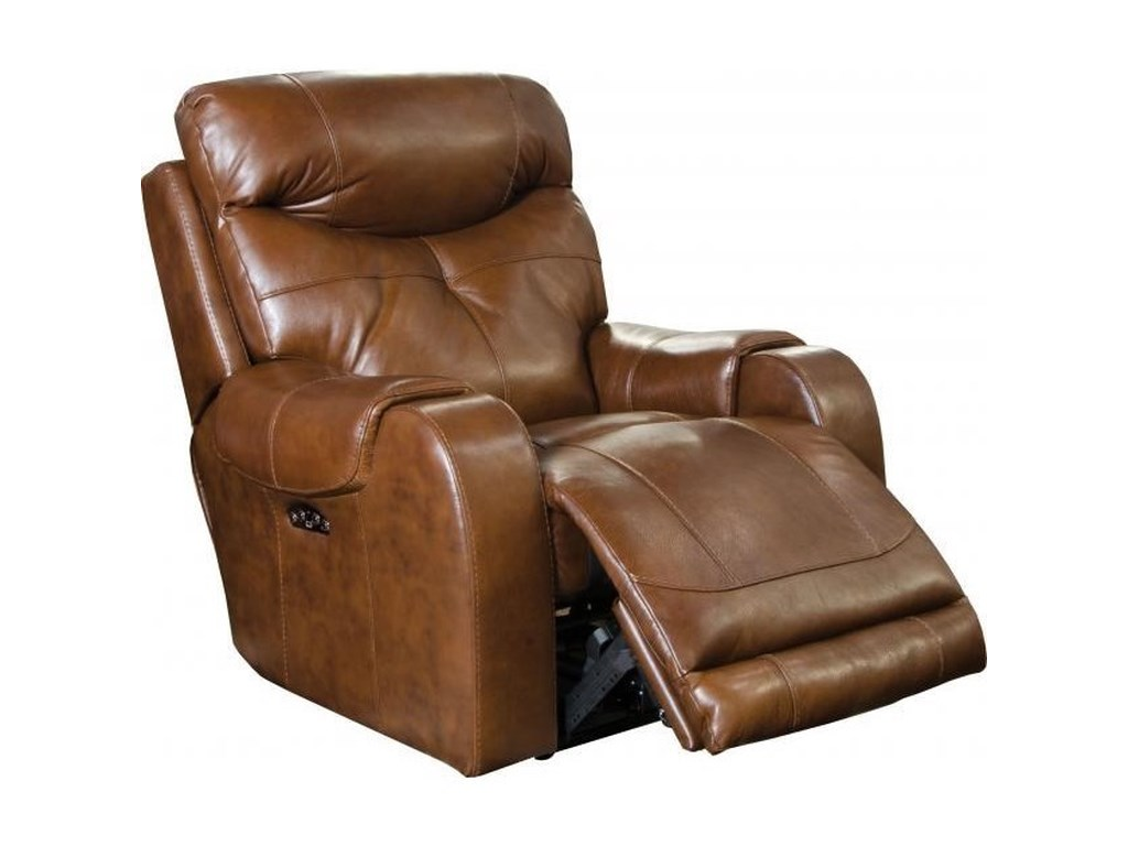 Catnapper Motion Chairs and ReclinersVenice Power Headrest Lay Flat Recliner