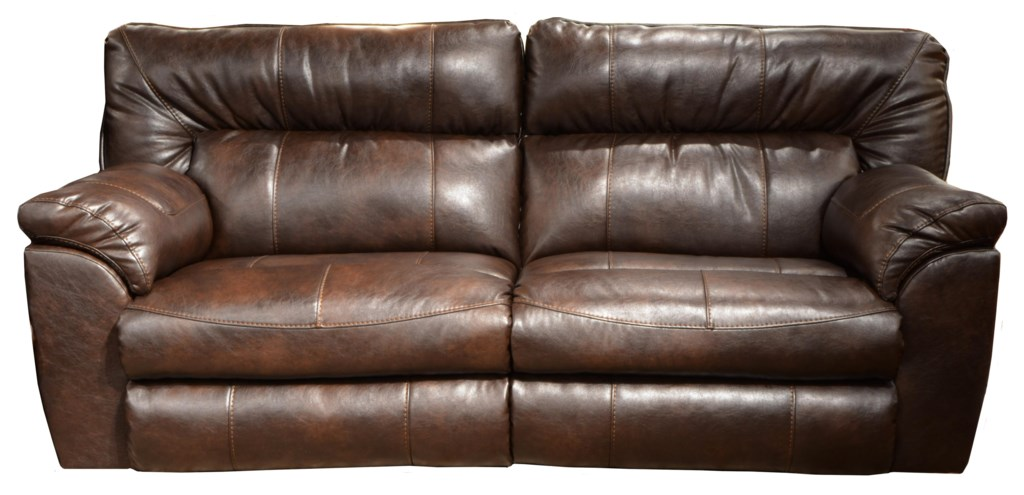Catnapper Reclining Sofa Leather